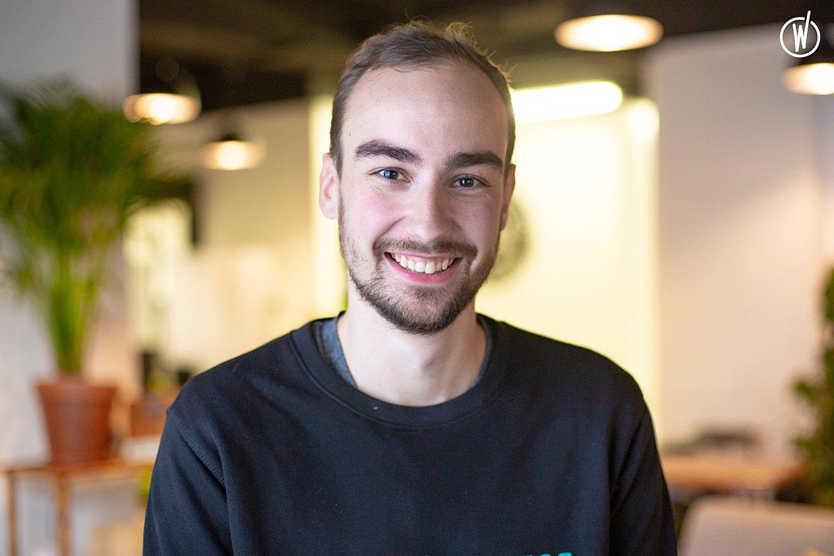 Meet Loïck, Frontend Architect - Back Market