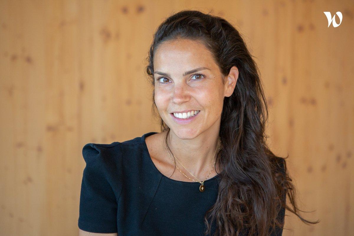 Rencontrez Eloise, Directrice des Opérations - WOODEUM