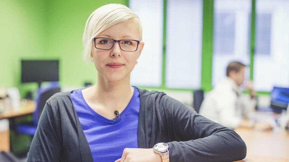 Beáta Jaroňková, nákupčí - TNS SERVIS