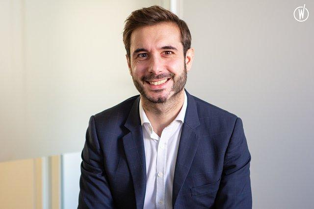 Rencontrez Julien, Manager de divisions - Fyte
