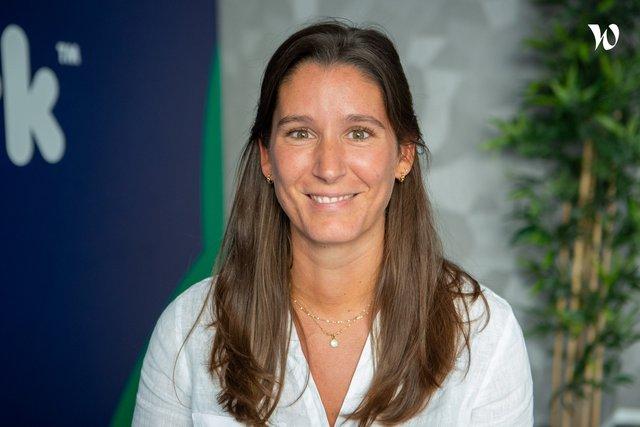 Rencontrez Marie, Key Account Manager - iziwork