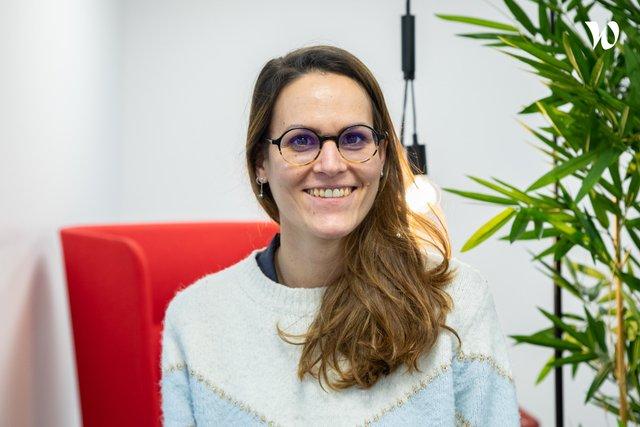 Rencontrez Caroline, Responsable Marketing - LTU Tech