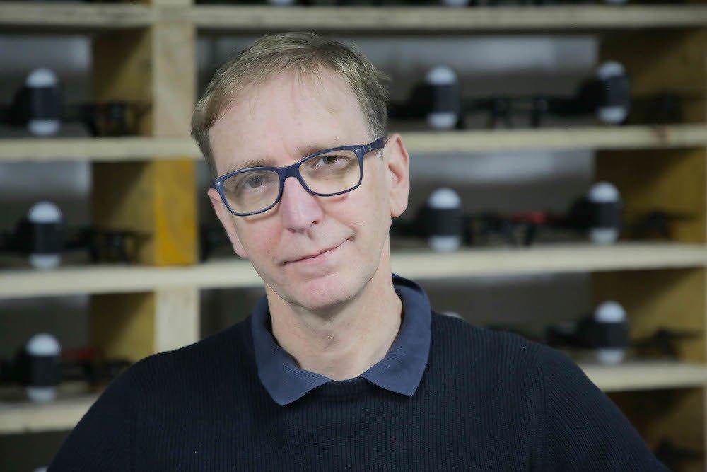 Rencontrez Jean-Dominique, CTO - Dronisos