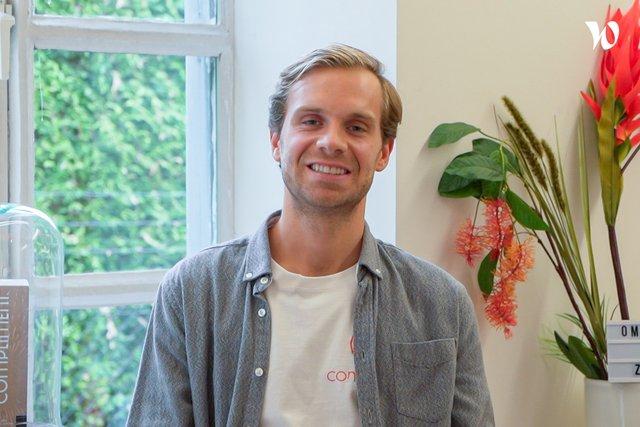 Rencontrez William, CEO & Co-Fondateur  - Compliment