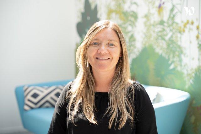 Rencontrez Mélanie, CEO - IBAT