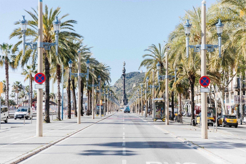Employment market in Barcelona