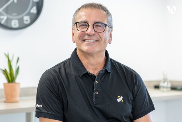Rencontrez Pascal,  Employé Senior - Action