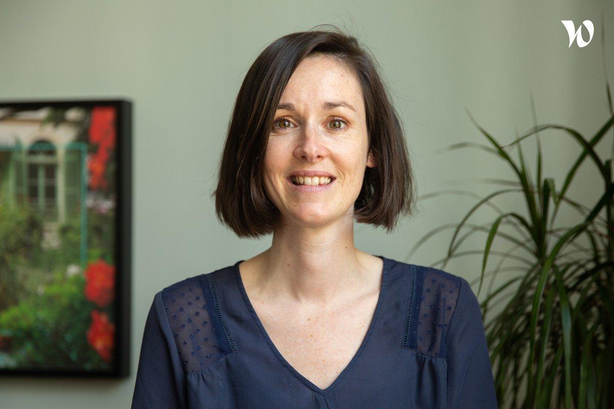 Rencontrez Audrey Goudin, Directrice Générale - Marcel