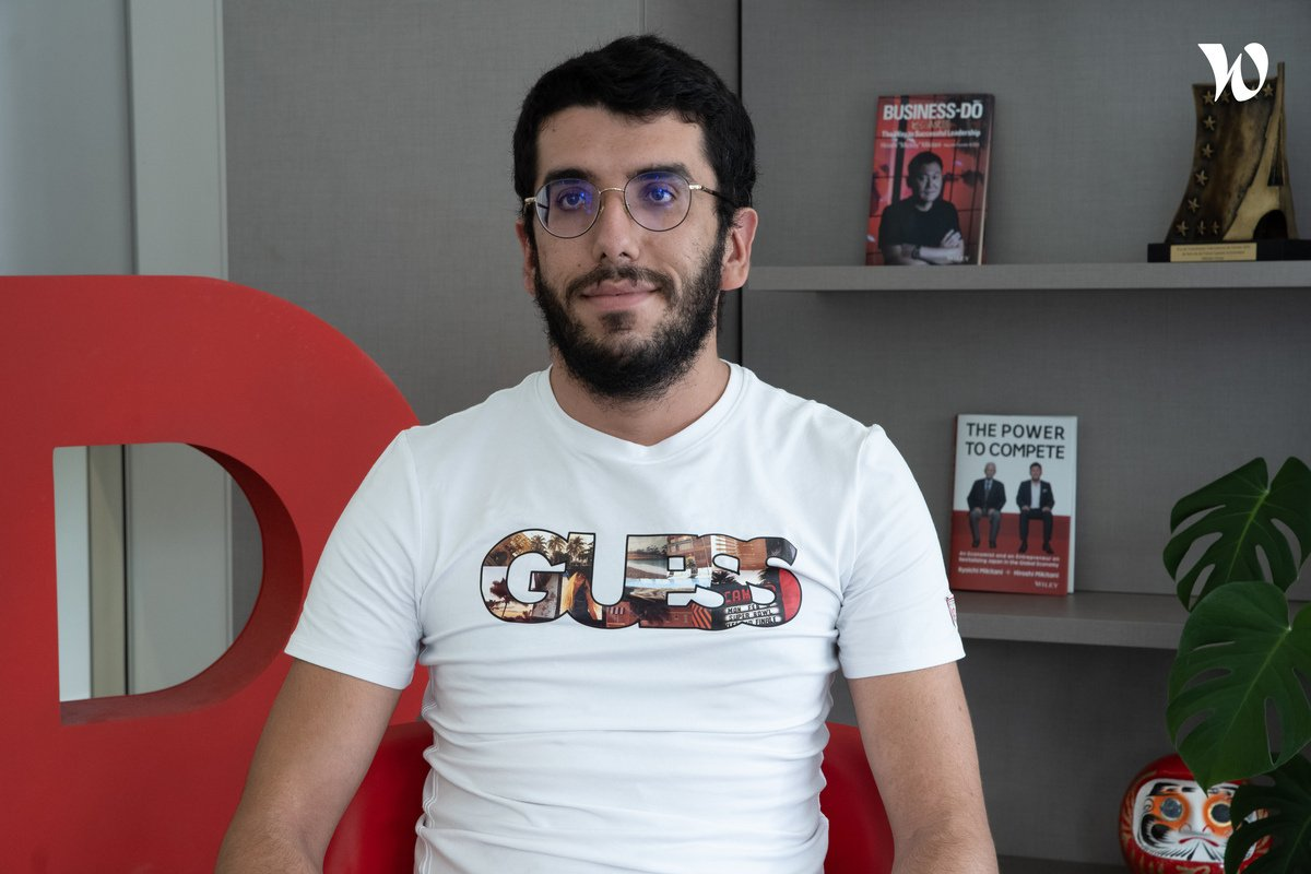 Rencontrez Amirouche, Tech Lead - Rakuten France