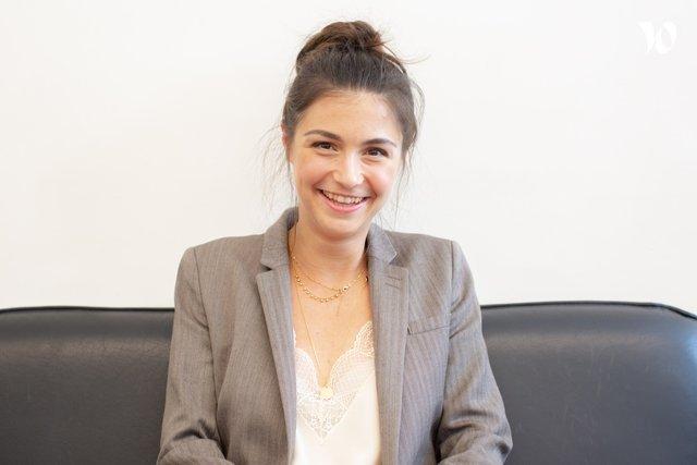 Rencontrez Anna, Cheffe de projet digital - OTO Technology