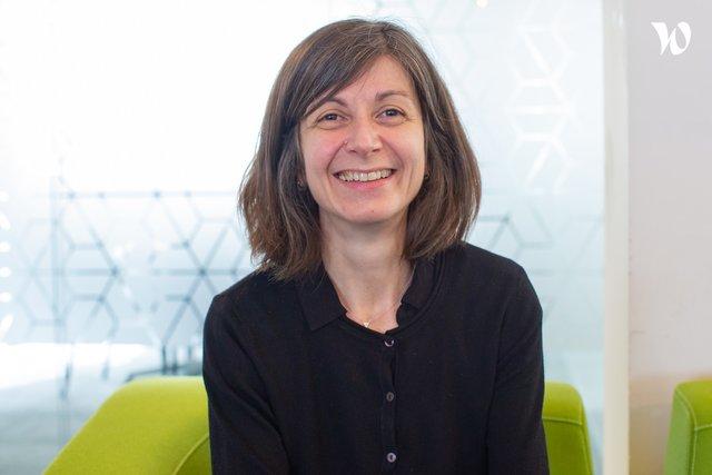 Rencontrez Françoise, UX Designer - La Sécurité sociale