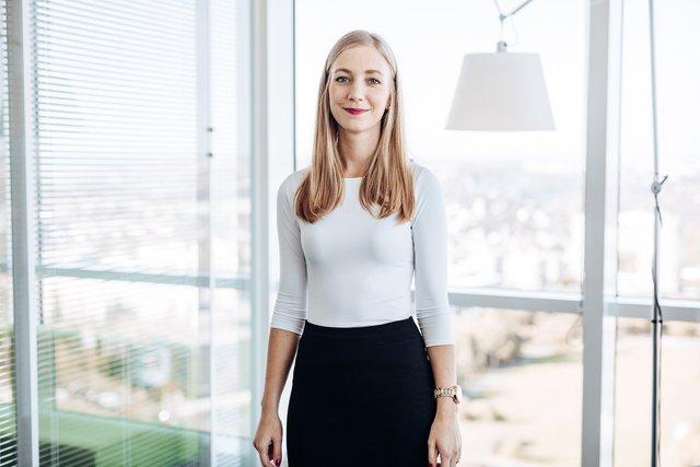 Lucia Matúšová, Risk Analyst Supervisor - Raiffeisenbank