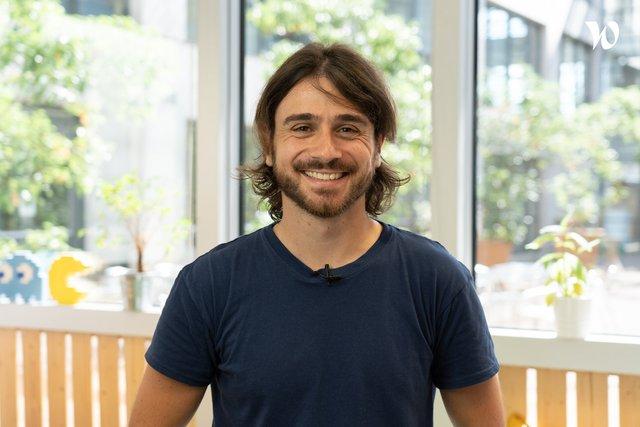 Rencontrez Yannick, Lead Développeur Front-end - Emoteev