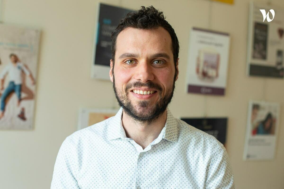 Rencontrez Julien, Consultant - Dialogues & Solutions