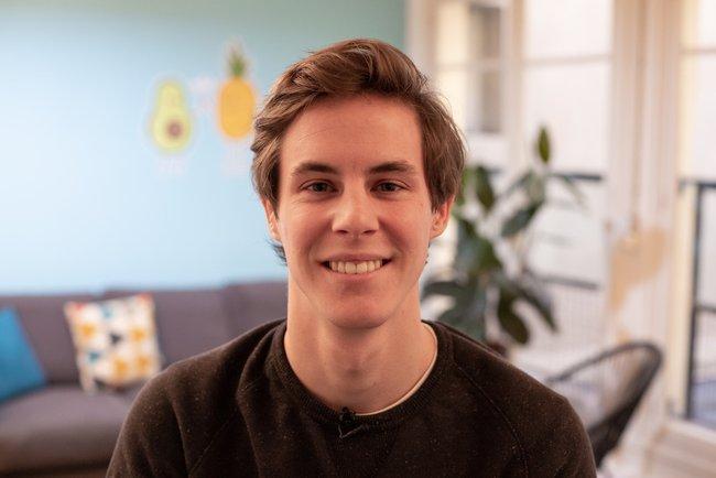 Rencontrez Charles, Co-fondateur et CEO - Foodvisor