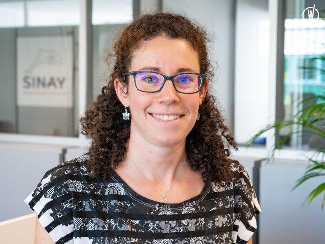 Rencontrez Laureline, Observatrice Scientifique Maritime - Sinay