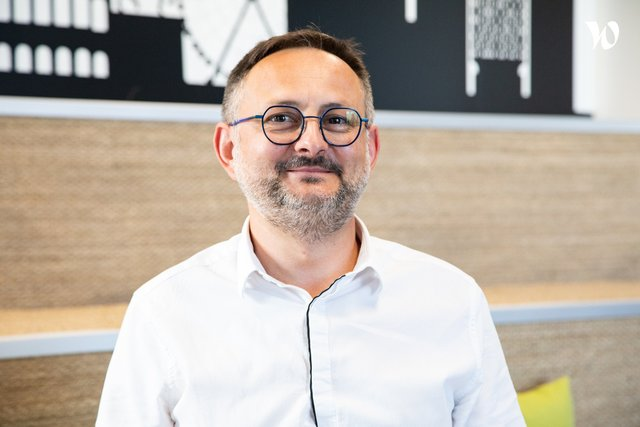 Meet Pascal, Solutions Manager & Architect - Savoye