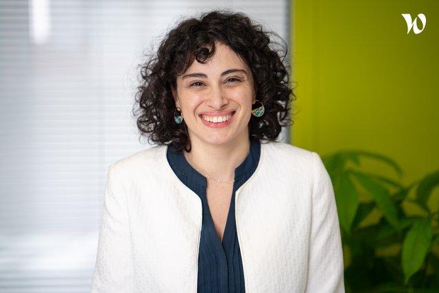 Rencontrez Elisa, Assistante Marketing Business - TiHive