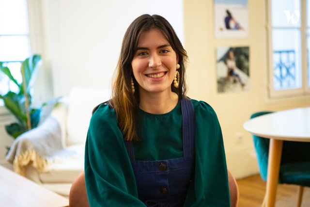 Rencontrez Anaïs, Directrice Artistique - Groupe PDBM (Pied de Biche - Maradji)