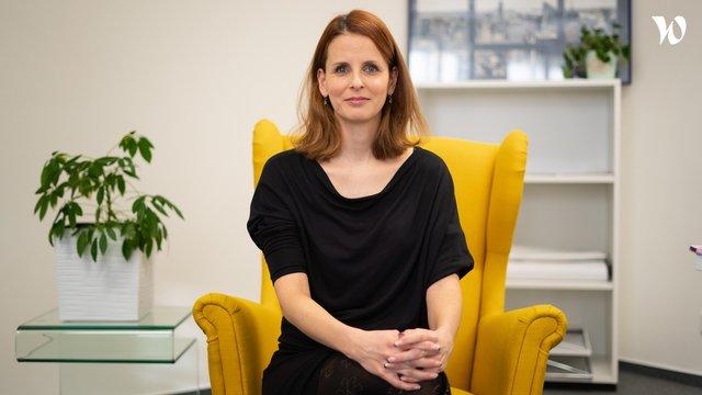 Eva Hingarová, Mortgage specialist - SFG Holding