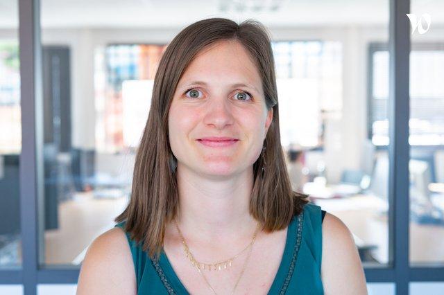 Rencontrez Zoé, Product Manager - Citegestion