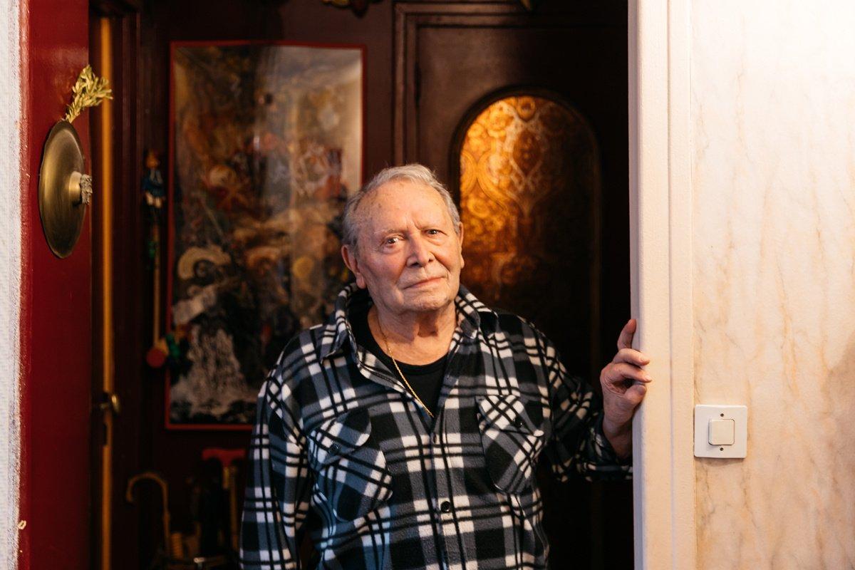 Rencontre avec Roger Morizot, régisseur de L'Olympia
