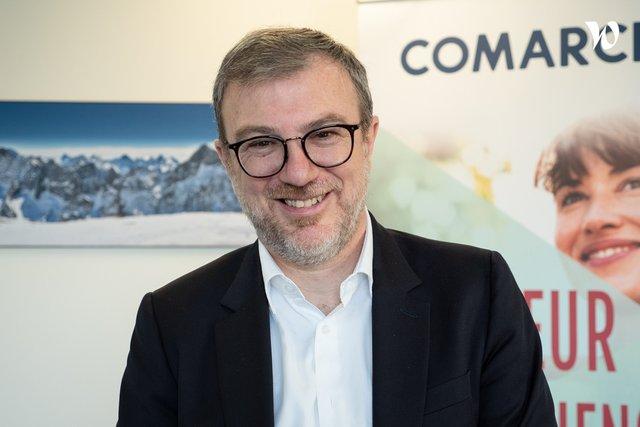 Rencontrez Bruno, Directeur du consulting E santé - Comarch