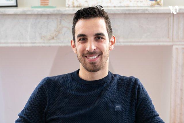 Rencontrez Matthieu, Responsable d'opérations - BARJANE