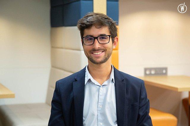 Rencontrez Quentin, Senior Manager - IT/Digital - Robert Half France