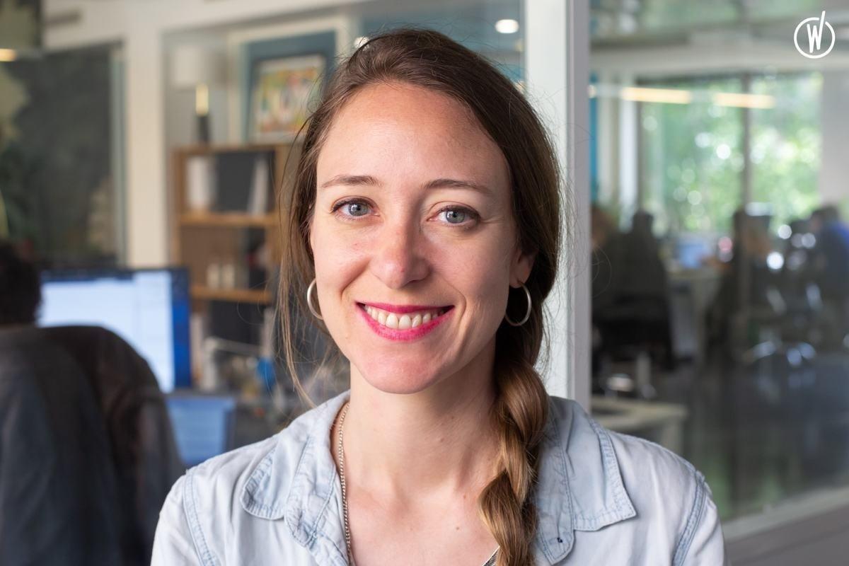 Rencontrez Noémie, Customer Success Manager - Smice
