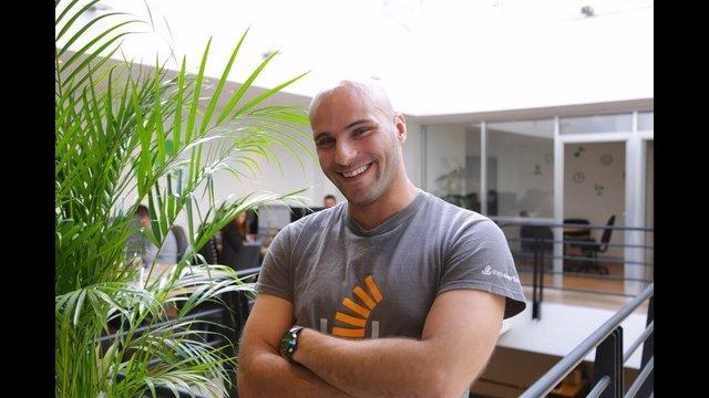 Découvrez le métier de Romaric, Ingénieur R&D chez Sirdata - Sirdata