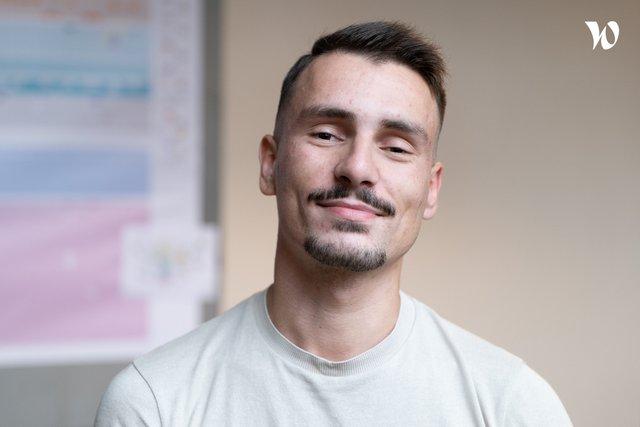 Rencontrez Nicolas, UX Designer - Caféfrappé