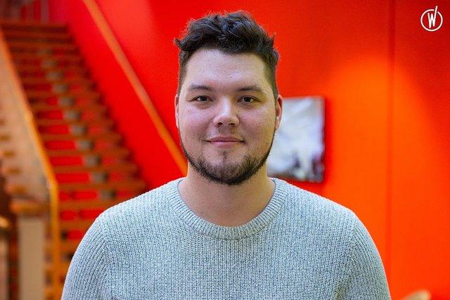 Rencontrez Guillaume, Ingénieur d'Affaires - iGuzzini illuminazione France