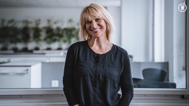 Michaela Markovićová, obchodní ředitelka pro firemní zákazníky - Modul Servis