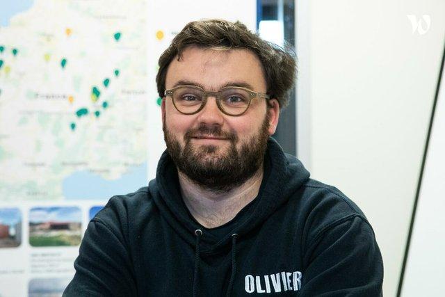 Rencontrez Olivier, Fondateur - Directeur commercial  - Green2Gas