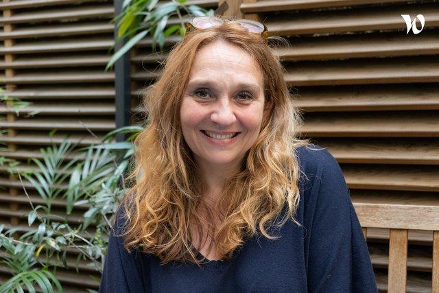 Rencontrez Valérie, Cofondatrice et directrice éditoriale - Joyeuse