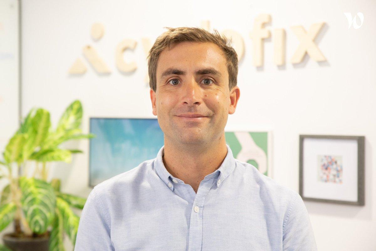 Rencontrez Stéphane, Directeur Général - Cyclofix
