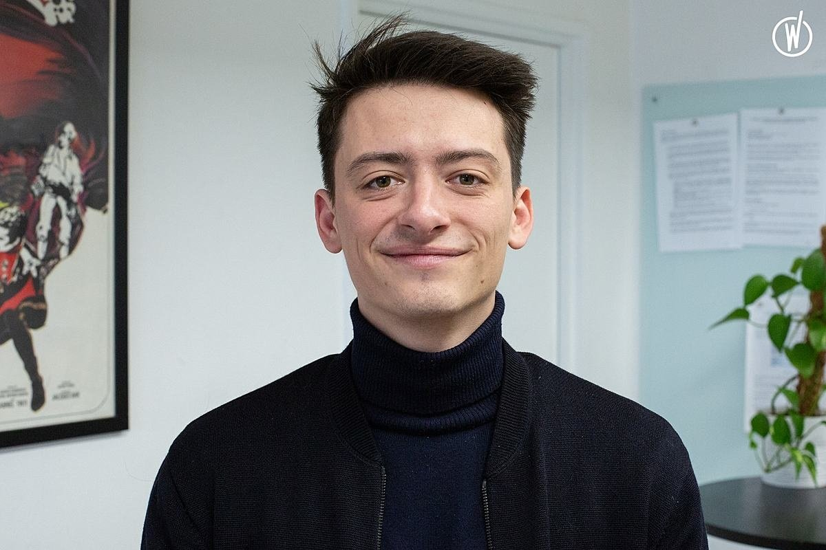 Rencontrez Thomas, Développeur web Junior - Carvivo