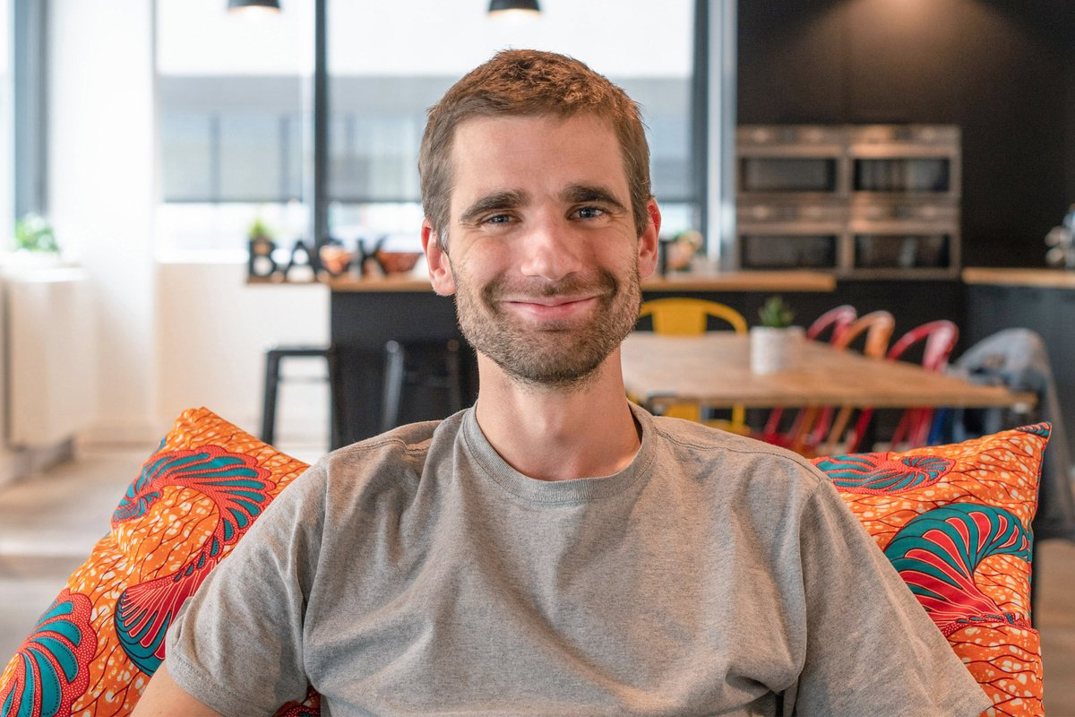 Meet Vianney, Chief Creative Officer - Back Market