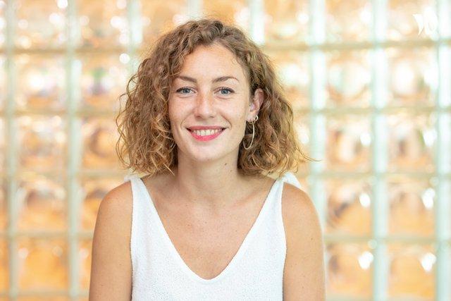Rencontrez Camille, Lead UX : Responsable pôle UX - Pollux