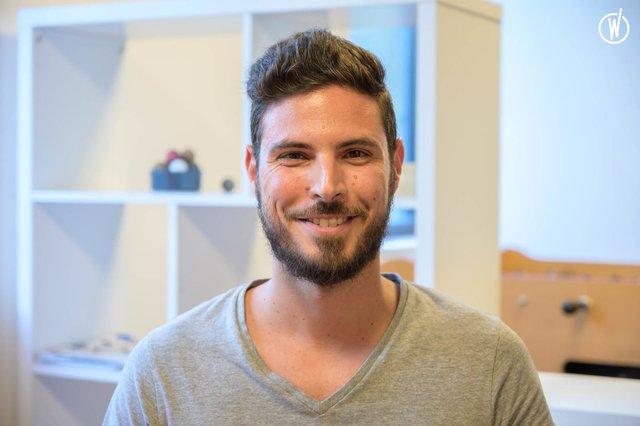 Rencontrez Gilles, Responsable de l'équipe Web - Cityway