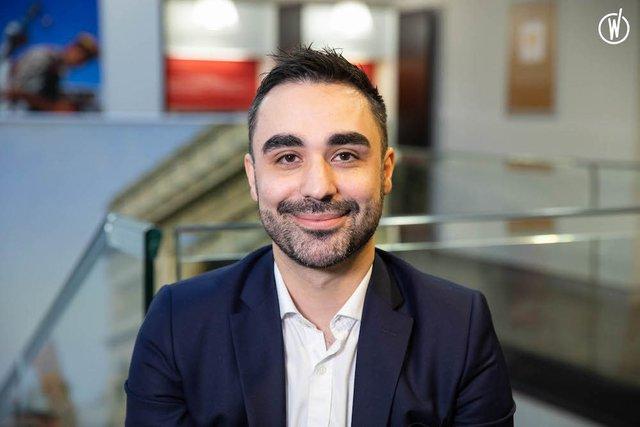 Rencontrez Jérémy, Conseiller Professionnel Centre Pro Elysées - HSBC