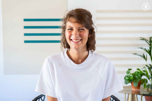 Rencontrez Agathe, Product Manager - Hubvisory