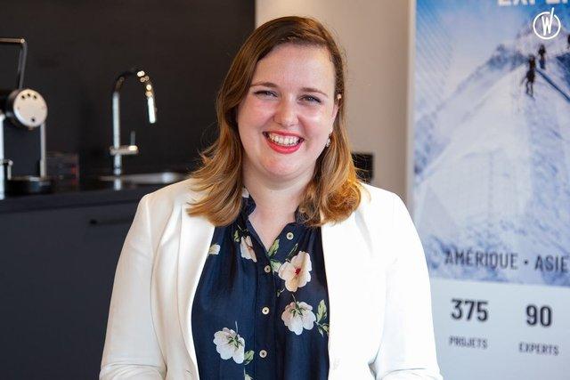 Rencontrez Alexandra, Chef de Projet - FLUXYM