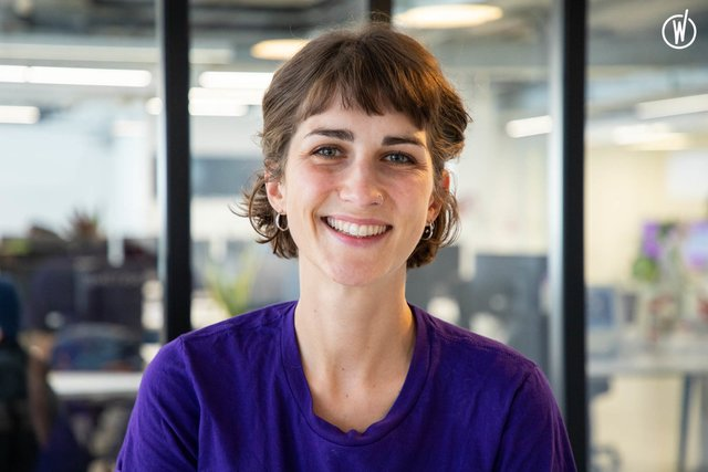 Rencontrez Emily, Full Stack Engineer - Getaround (ex Drivy)