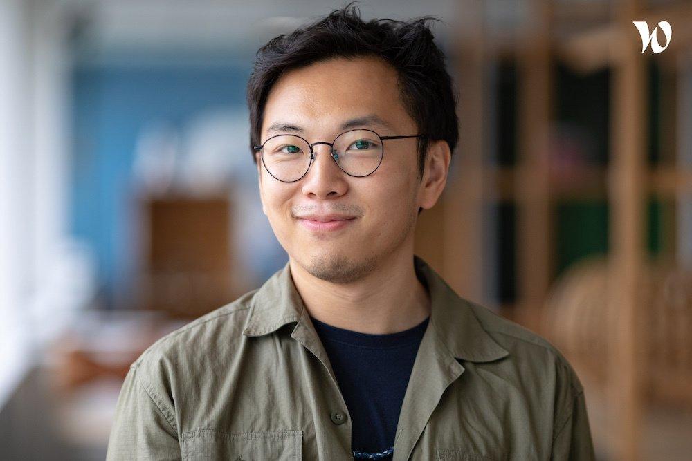 Rencontrez William, Data Engineer - Happytal