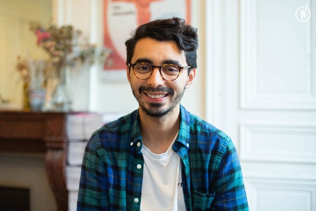 Rencontrez Ahcène, Product Owner - Usbek & Rica