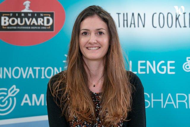 Découvrez Bouvard avec Aurélie, Assistante commerciale - Gestionnaire de comptes - BISCUITS BOUVARD