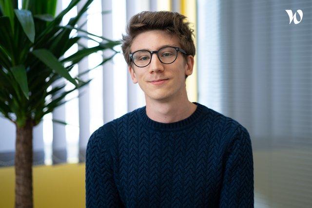 Rencontrez Maewen, Développeur Python - TiHive