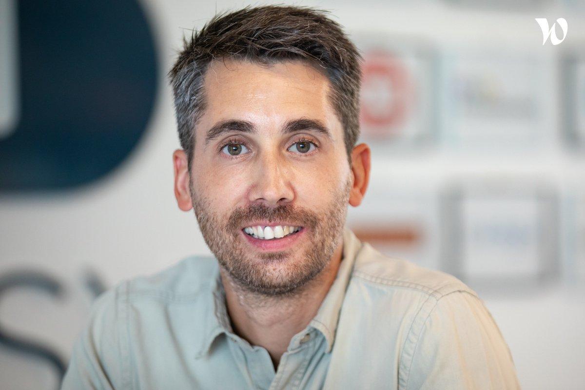 Rencontrez Jérôme, Business Developer - Sellsy